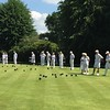 Camberley Bowling Club hosts a match between Ladies & Men's Probus Clubs