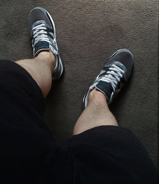 Nikes with Shorts