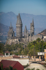 View of Hogwarts
