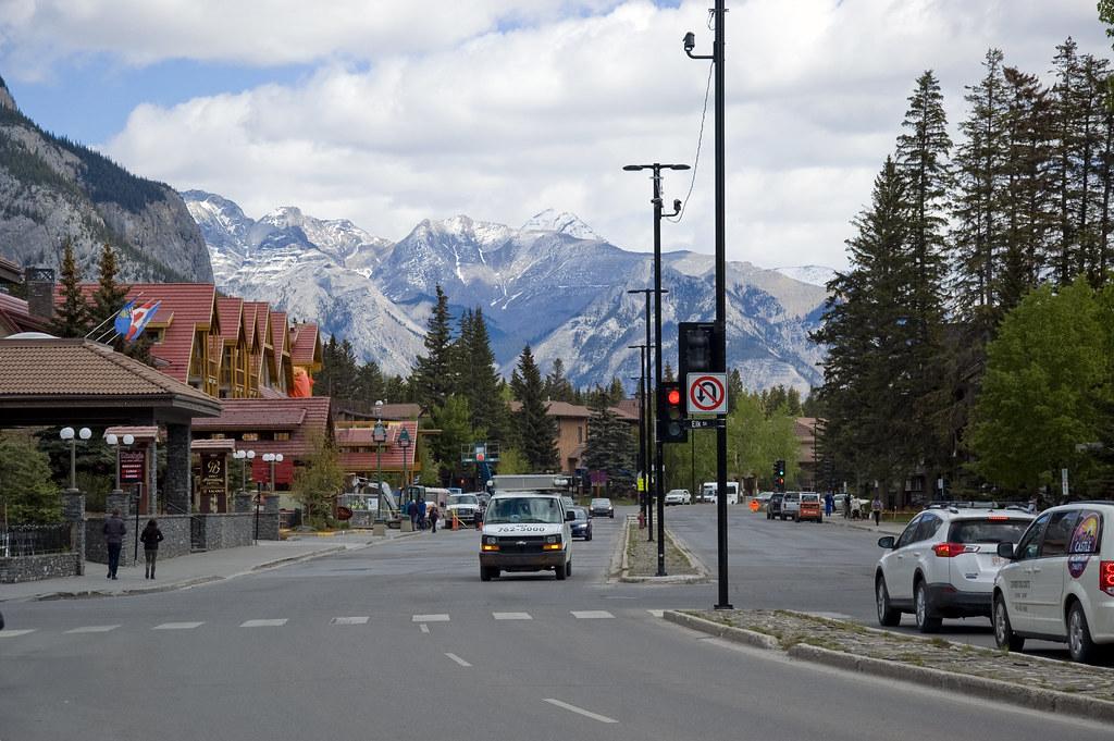 Hotels Around Canmore Alberta