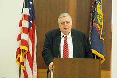 An Evening With Justice Donohue