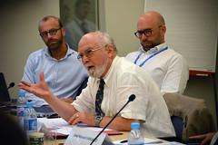 Jon Stern debates infrastructure investment