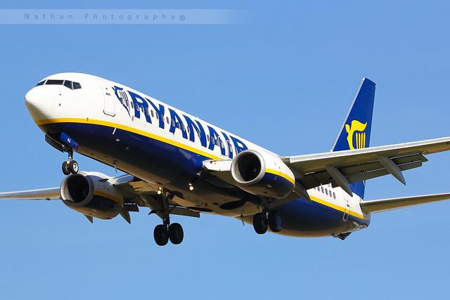 LIL - Boeing 737-8AS (EI-EKX) Ryanair