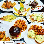 #Repost @billpietras with @repostapp ・・・ How do you brunch? Our brunch game is strong @rogueisland . Saturday/Sunday 9am-3pm. Farm to table menu. 40+ craft beer options. Bottomless bloodies and mimosas. Reservations 401/831/3733 #brunchgamestrong @brunchb