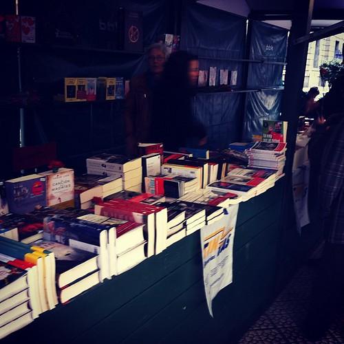 Dia del Libro en Bilbao 2012 by LaVisitaComunicacion