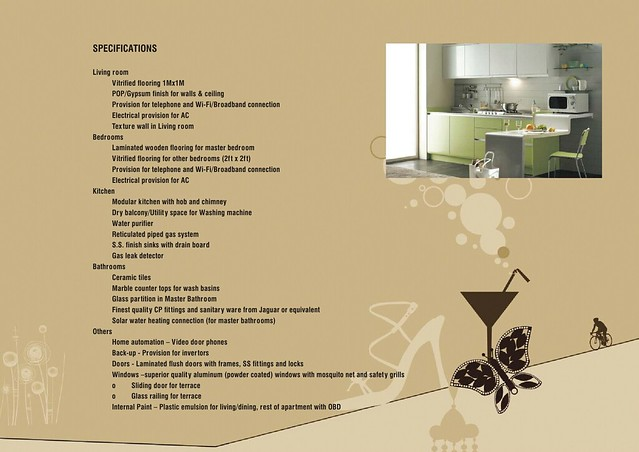 Kolte-Patil Downtown - Langston, 2 BHK Flats, for All Inclusive Property Price of Rs. 62 Lakhs Onward, at Kharadi, Pune 411014 - 10