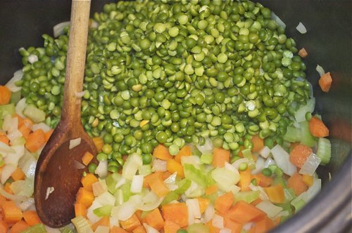 split pea soup 8