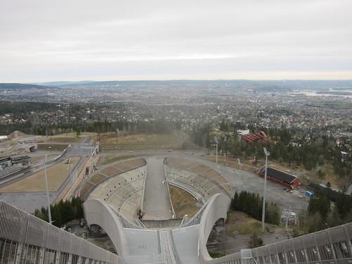 Holmenkollen, Museo del Ski. Oslo