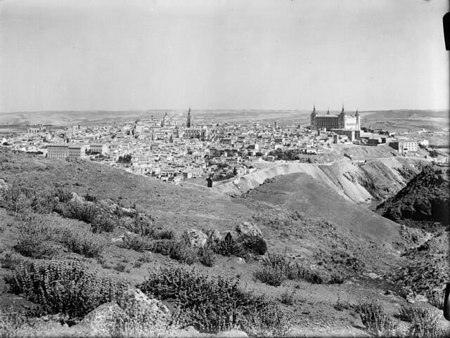 Toledo en los años 20. Fotografía de Otto Wünderlich. © Fototeca del Patrimonio Histórico