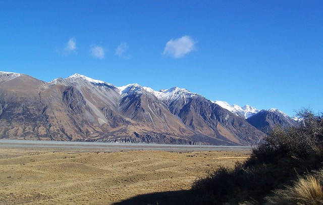 Mount Sunday, Canterbury, New Zealand