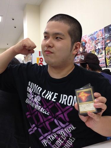 LMC Soga 407th Champion : Hagiwara Noriyuki