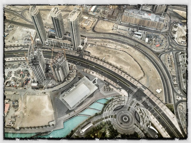 View from the 122nd floor