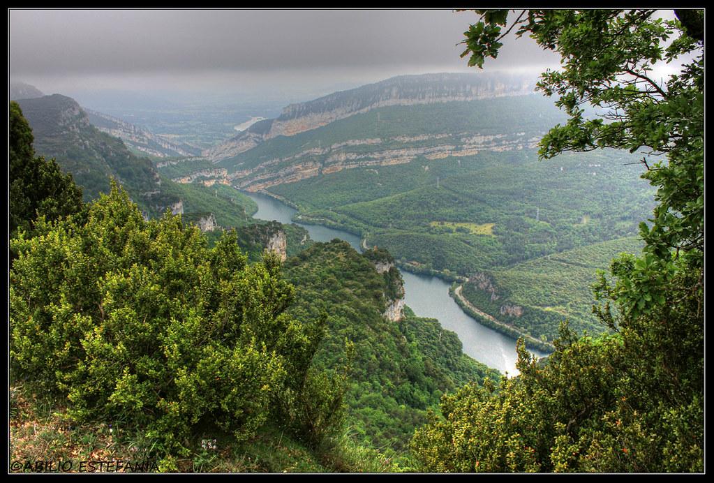El Ebro desde el Recuenco