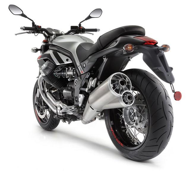Moto Guzzi Griso Black Devil