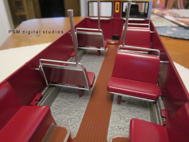 revell 1 25th scale routemaster london double decker bus build lower deck seats flickr. Black Bedroom Furniture Sets. Home Design Ideas