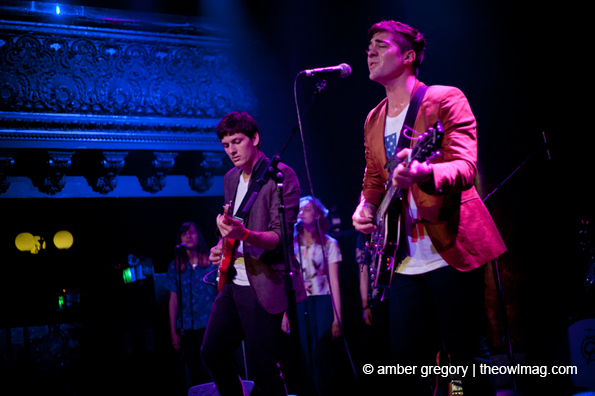 A B & The Sea @ GAMH, SF 5/3/12