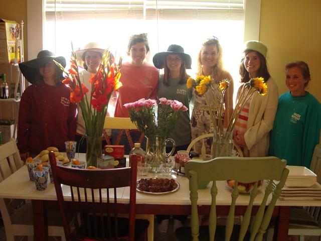 Friends in 2011