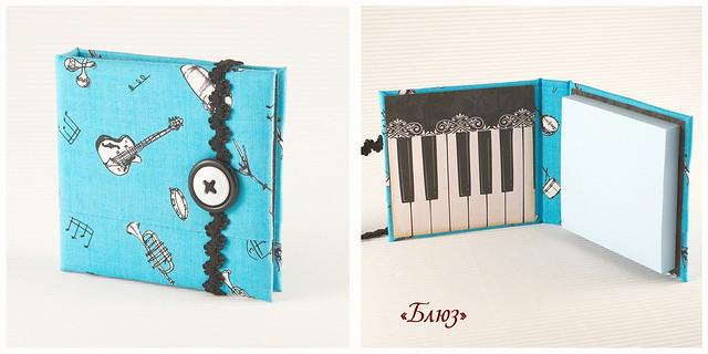 mini notebooks