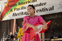 33rd Annual Asian American and Pacific Islander Heritage Festival (DUMBO Brooklyn 2012)