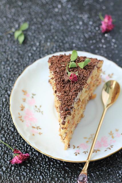 "cake ""Josephine"""