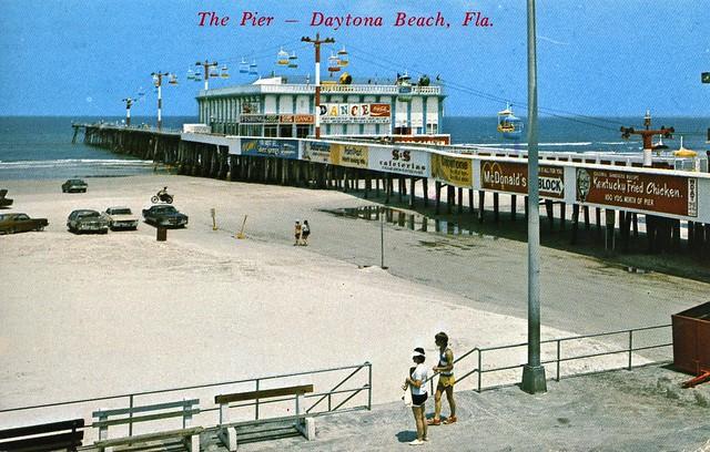Daytona beach pier fl flickr photo sharing for Daytona beach fishing pier