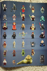 2012 Summer Sets Minifigures