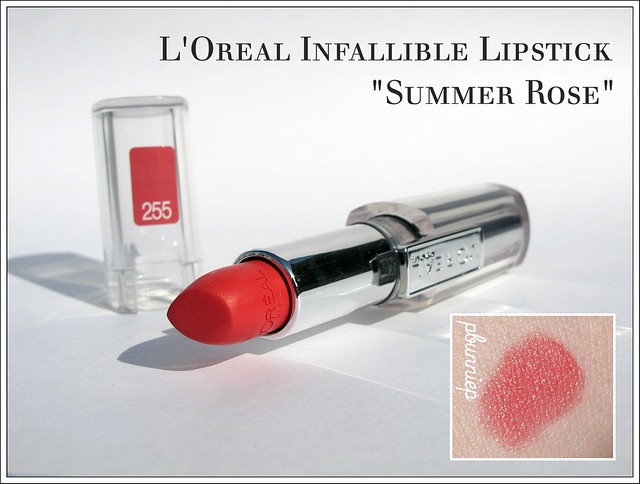 L'Oreal Infallible lipstick_01