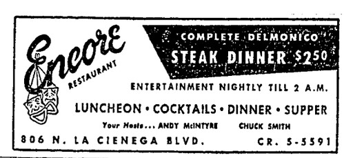 encore ad 1953