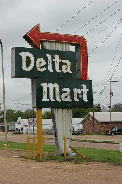 Delta Mart, Jackson MS