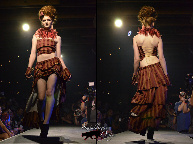 Robot Rowboat - Madame Trapeze Fashion Show 05-12-12