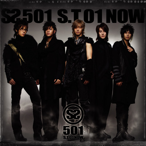 SS501   S.T.01 NOW (2008) (iTunes M4A) [Album]
