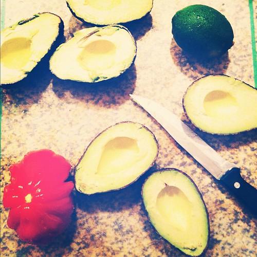Guacamole time ;)