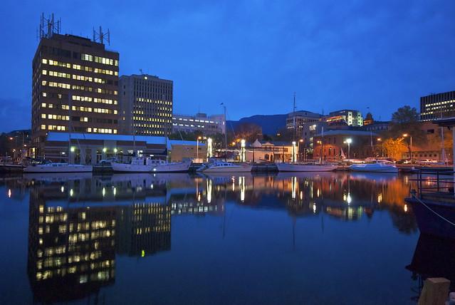 Hobart, Tasmania. 28/09/2011