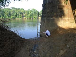 Broad River Paddling May 26, 2012 9-13 AM