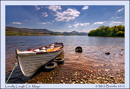 Levally Lough Co.Mayo Ireland.