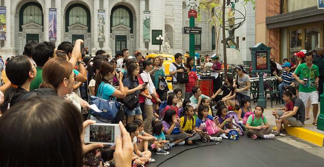 Sesame Street - Audience