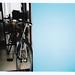 Solaris color / blue #B by F.Suzuki