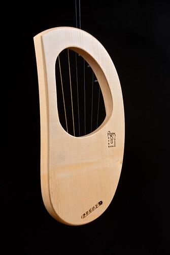 Seven String Pentatonic Childrens Harp (LOP) | auris-musical