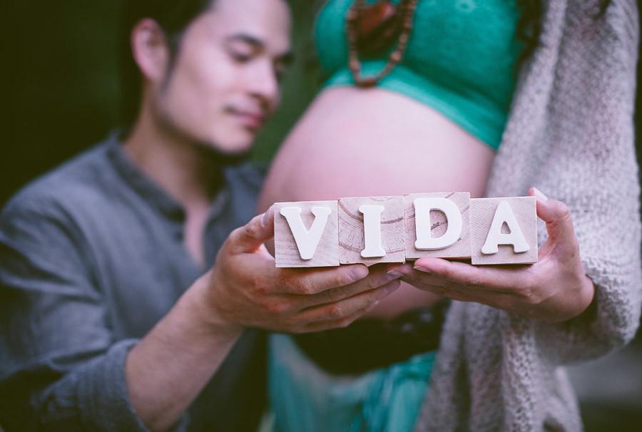 letter blocks ambassador campus pasadena maternity pregnancy