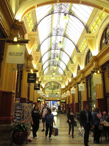 Shopping and Foods, Melbourne 2012