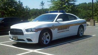 Prince William County, Virginia, Sheriff Dodge Charger