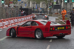 ferrari f430 challenge(0.0), ferrari testarossa(0.0), race car(1.0), automobile(1.0), ferrari 288 gto(1.0), vehicle(1.0), performance car(1.0), automotive design(1.0), ferrari f40(1.0), land vehicle(1.0), luxury vehicle(1.0), supercar(1.0), sports car(1.0),