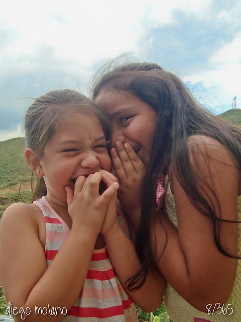 8/365 - Gossip Girls - 04.06.12