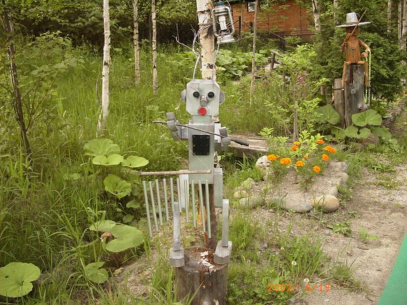 004熊先生家_機器人