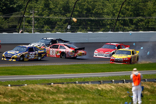 Pocono2012-Cassill-Crash
