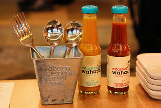Wahaca Mexican Cooking Demo 4149 R