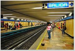 3地鐵候車月台