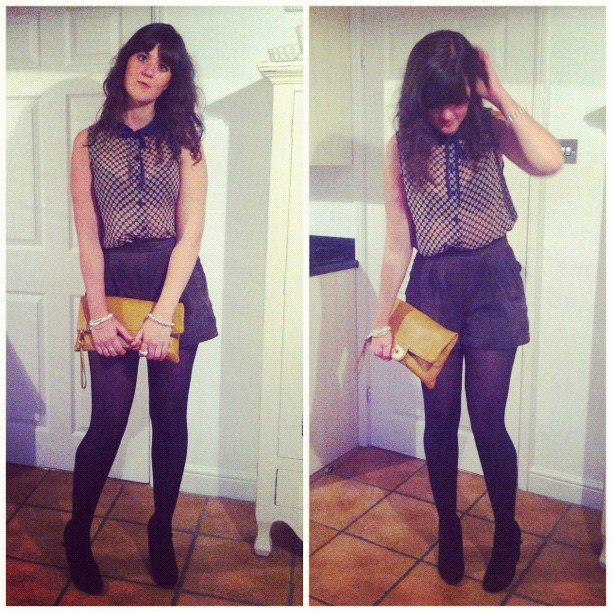 Outfit mulberry