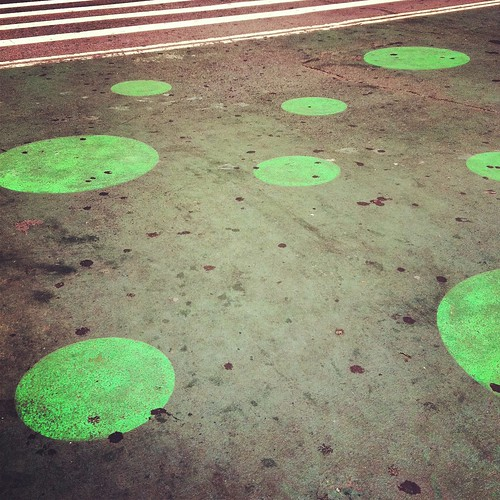 street dots