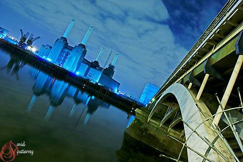 London Battersea Power Station by david gutierrez [ www.davidgutierrez.co.uk ]